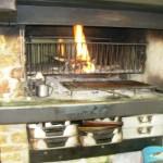 cucina ristorante Il Casaletto
