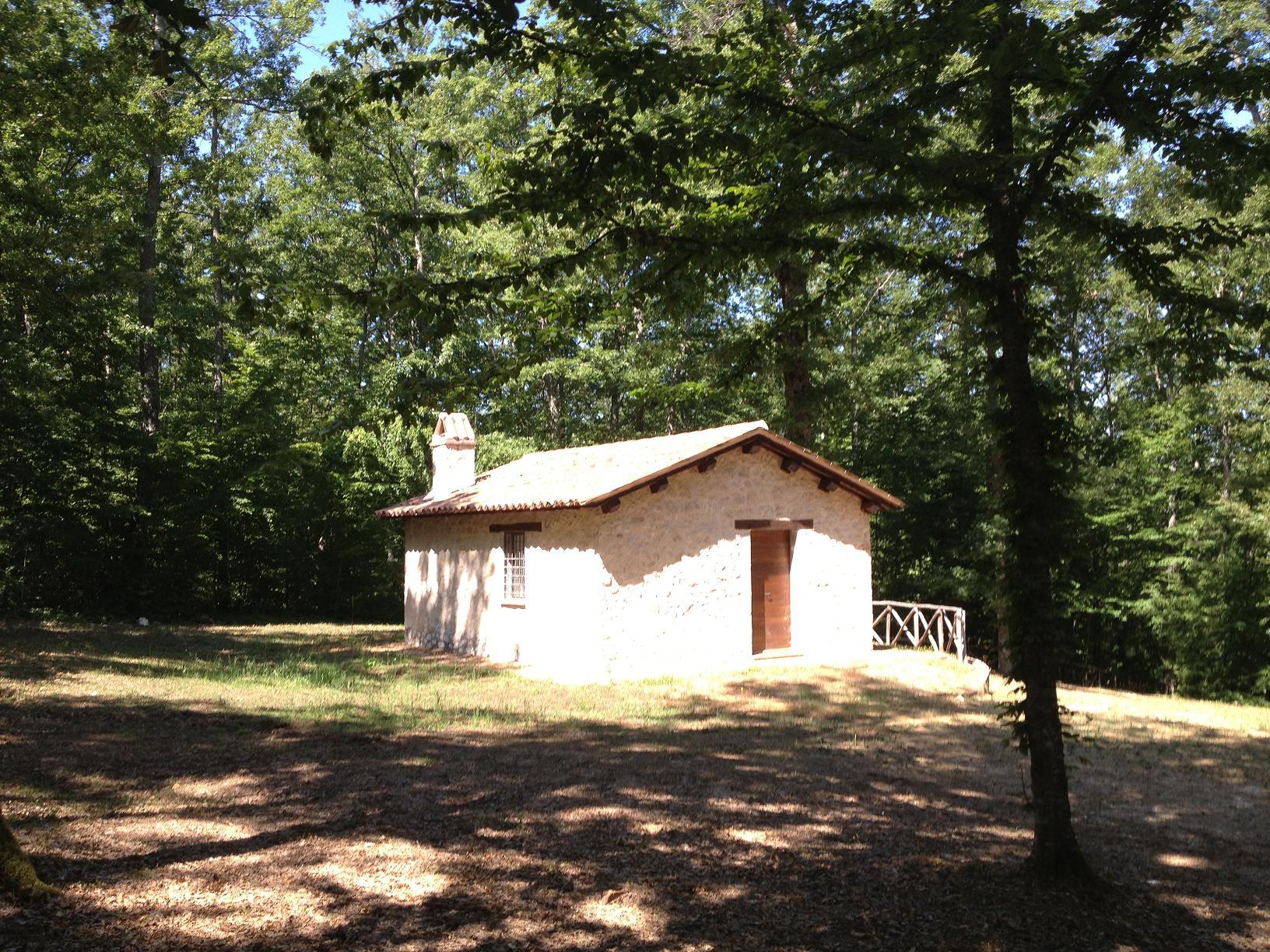 Casetta della Posta a Monte Molino