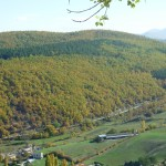 Valle Canapina - Sellano (PG)